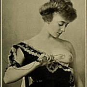 Electro-therapeutics, 1910 Poster