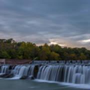 Grand Falls Waterfall Poster