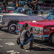 Sf Low Riders Poster