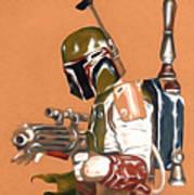 Star Wars Episode 1 Art Poster