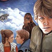Star Wars Episode 5 Poster Poster