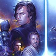 Star Wars For Art Poster