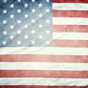 American Flag 37 Poster
