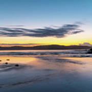 Daybreak Seascape Poster