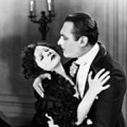 Silent Film Still: Couples Poster