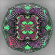 2451 Mandala A Poster