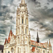 Budapest Hungary Poster