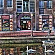 270 Amsterdam Poster