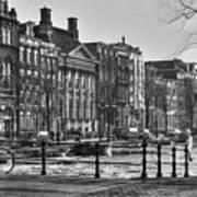 272 Amsterdam Poster