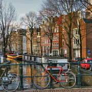 274 Amsterdam Poster