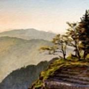 Landscape Nature Poster