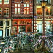276 Amsterdam Poster