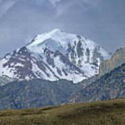 2d07508 High Peak In Lost River Range Poster