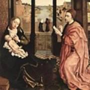 2luke Rogier Van Der Weyden Poster