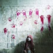 Elfen Lied - 2nd Poster
