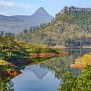 Adam's Peak - Sri Lanka Poster