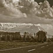 Aladaglar Mountains Poster by Gabriela Insuratelu