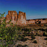 Arches Park National  Poster