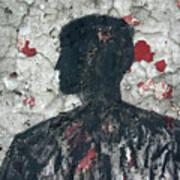 Berlin Wall Mural Poster