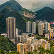 Brasil Rio De Janeiro Poster