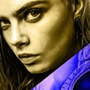 Cara Delevingne Collection Poster