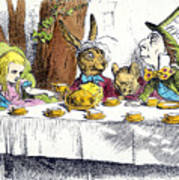 Carroll: Alice, 1865 Poster