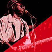 Curtis Mayfield Collection Poster