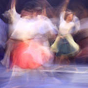 Dancers In Motion  Poster