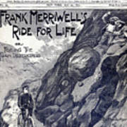 Dime Novel, 1897 Poster