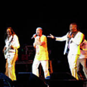 Earth Wind And Fire Poster