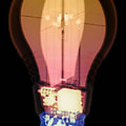 Energy Efficient Led Light, X-ray Poster