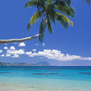 Fiji, Kadavu Island Poster