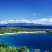 Fiji Wakaya Island Poster
