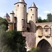 Germans Gate - Metz, France Poster