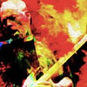 Gilmour Nixo Poster