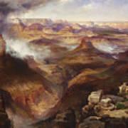 Grand Canyon Of The Colorado River Poster