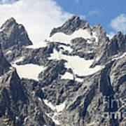 Grand Tetons, Wyoming Poster