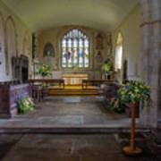 Holy Cross Church, Ramsbury Poster