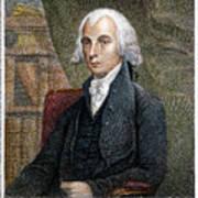 James Madison (1751-1836) Poster