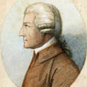 John Howard, C1726-1790 Poster