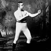 John L. Sullivan (1858-1918) Poster by Granger