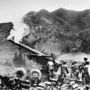 Korean War: Artillery Poster