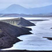 Landmannalaugar - Iceland Poster