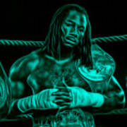 Lennox Lewis Collection Poster