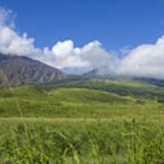 Maui Haleakala Crater Poster