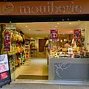 Meat Market In Palma Majorca Spain Poster