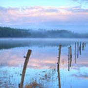 Palsko Lake Poster