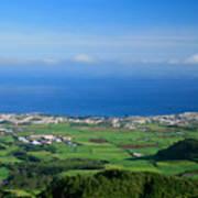 Ribeira Grande - Azores Poster