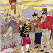 Russo-japanese War, C1905 Poster by Granger