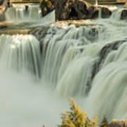 Shoshone Falls Poster
